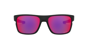 4e7708aa529 Oakley Sun 0oo9371 Crossrange Square Unisex Sunglasses - Size 57 Black Ink  Prizm Road