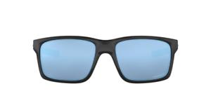a96e489a9fe1a Oakley OO 9264 Mainlink 926421 Polished Black Polarized Sunglasses ...