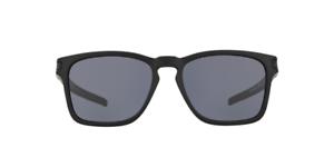f81fbb8ed39 Buy Oakley Latch Oo9358-01 Black Grey 100 Uva uvb 55mm online
