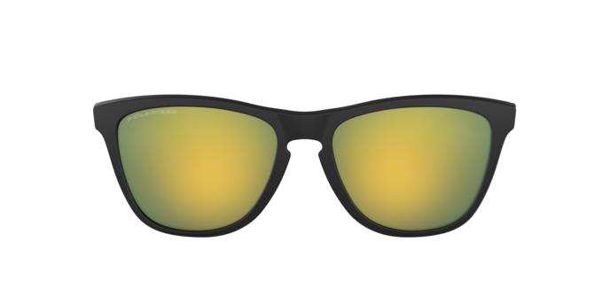 b504e9899b8 Oakley Sunglasses Frogskins Black Emerald Polarized 9245-43 Asian ...
