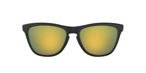 4cf543a0f77 Oakley Sunglasses Frogskins Black Emerald Polarized 9245-43 Asian ...