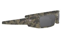 72076e0c20b1b Oakley SI Gascan Sunglasses With Desolve Bare Camo Frame and Black Iridium  Lens