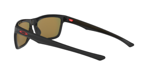 ea536af02 Oakley Oo9334 Holston 933412 Polished Black Size 58 for sale online ...
