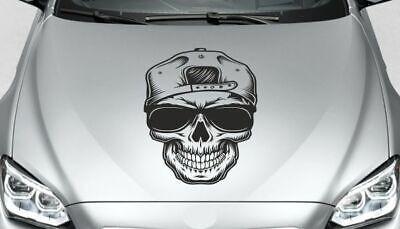 haube Tribal  Totenkopf TATTOO Sugar Skull Cappy Brille 163 (Sugar Skull Brille)
