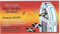 BEST PRICE  DJ FOR ALL OCCASIONS  LAST MINUTE