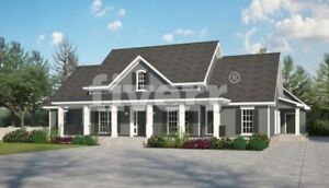 build to suit on 70'x210' lot collingwood concept only