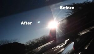 Complete Exterior Car Detailing & Scratch Removal