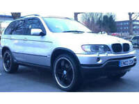 2003 BMW X5 SPORT 3.0 * AUTO *LEATHERS * PARKING SENSORS * ALLOYS * NEW MOT *PX WELCOME * DELIVERY