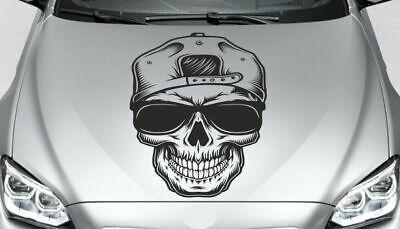 haube Tribal  Totenkopf TATTOO Sugar Skull Cappy Brille 158 (Sugar Skull Brille)