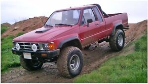 Looking for fender flares 1987 toyota pickup