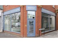 Receptionist needed for private dental practice in Richmond