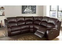 🤩580☄️HUGE SALE🤩Brand New Plush Velvet Ashwin Corner Sofa and 3+2 Seater Sofa Set🤩 🥳