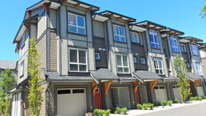 3 bed room townhouse in richmond center