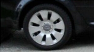 OEM Audi Wheels with decent summer tires set