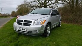 Dodge Caliber, Diesel, 6 speed, manual, tow bar