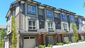 almost new townhouse in richmond center