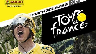 Panini stickers image la collection officielle TOUR DE FRANCE 2019 numéro 331