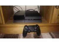 SELLING MY PS4 IN GOOD AS NEW CONDITION PLUS 2 CONTROLLER FIFA 17, WATCH DOGS, CALL OF DUTY FOR £200