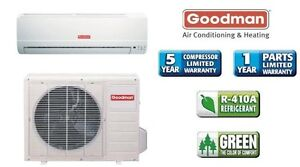 Air conditioning and Heat pump repair central or wall unit West Island Greater Montréal image 9