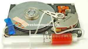 Hard drive  recovery services on offer best deal around