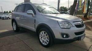 2009 Holden Captiva Wagon Series I Update Luxury Pack Glenelg Holdfast Bay Preview
