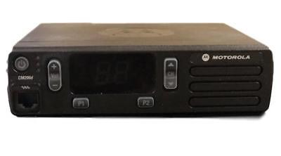 Motorola Cm200d Mobile Radio Vhf 146-174 16ch 45 Watt Aam01jqc9jc1an - Analog