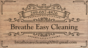 Breathe Easy Cleaning