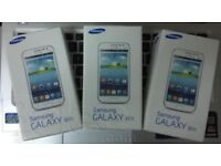 Samsung Galaxy win brand new box warranty