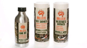 Balleck Mossy Oak Product Line for Hunters SAVE $55