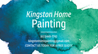 Kingston Home Painting