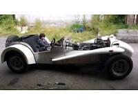 JC Locust Kit Car Westfield Lotus 7 Style