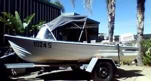 For sale boat & trailer Hallett Cove Marion Area Preview