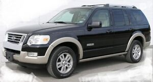 2008 Ford Explorer Eddie Bauer Leather- trade for 2008-2012 F150