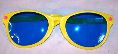 1 PAIR GIANT SUNGLASSES novelty toys kids eye glasses huge clown sun glasses NEW