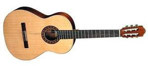 Priced FOr QUICK SALE!!! Almansa classical 401 spruce guitar
