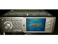 Ripspeed car dvd / cd mp3 and with fm/am tuner.