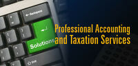 CORP TAXES/NTRs/BOOKKEEPING - AFFORDABLE!