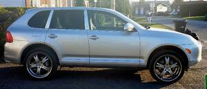 2005 Porsche Cayenne S VUS VUS