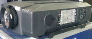 christie road runner lx100 lcd projector