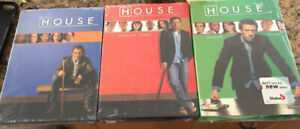 House - TV Series Seasons 1, 3 and 4