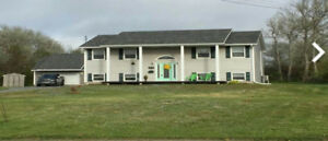 Beautiful family home glace bay!