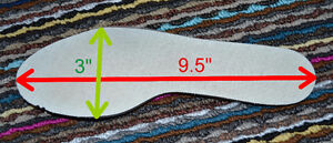 MINT DON JACKSON DJ1100 COMPETITION ICE FIGURE SKATES WOMENS 6.5 Oakville / Halton Region Toronto (GTA) image 8