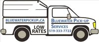 Yard Waste Removal - Bluewater Pick-Up Services