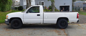 2005 GMC  Truck 4.8L for Sale with crack head