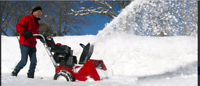 Snow removal starting from 40$