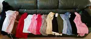 12 Pieces of Maternity Shirts/Sweaters/Swimsuit