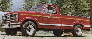 WANTED 1980 Ford Other Pickup Truck