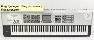 Roland Fantom X8 KEYBOARD