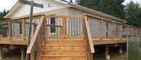 Architectural Drafting -- Cottage / House / Garage / Reno / Deck