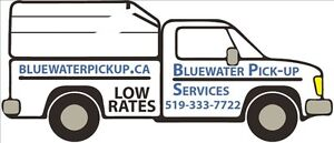 Bluewater Pick-Up Services - Delivery Sarnia Sarnia Area image 1